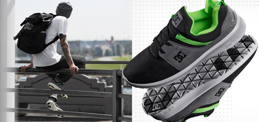 Акции DC Shoes в Мещовске